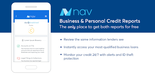Nav For Business & Personal Credit Reports To Help Get Small Business Loans