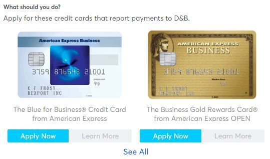 Nav Business Credit Cards To Build Business Credit To Apply For Small Business Loans