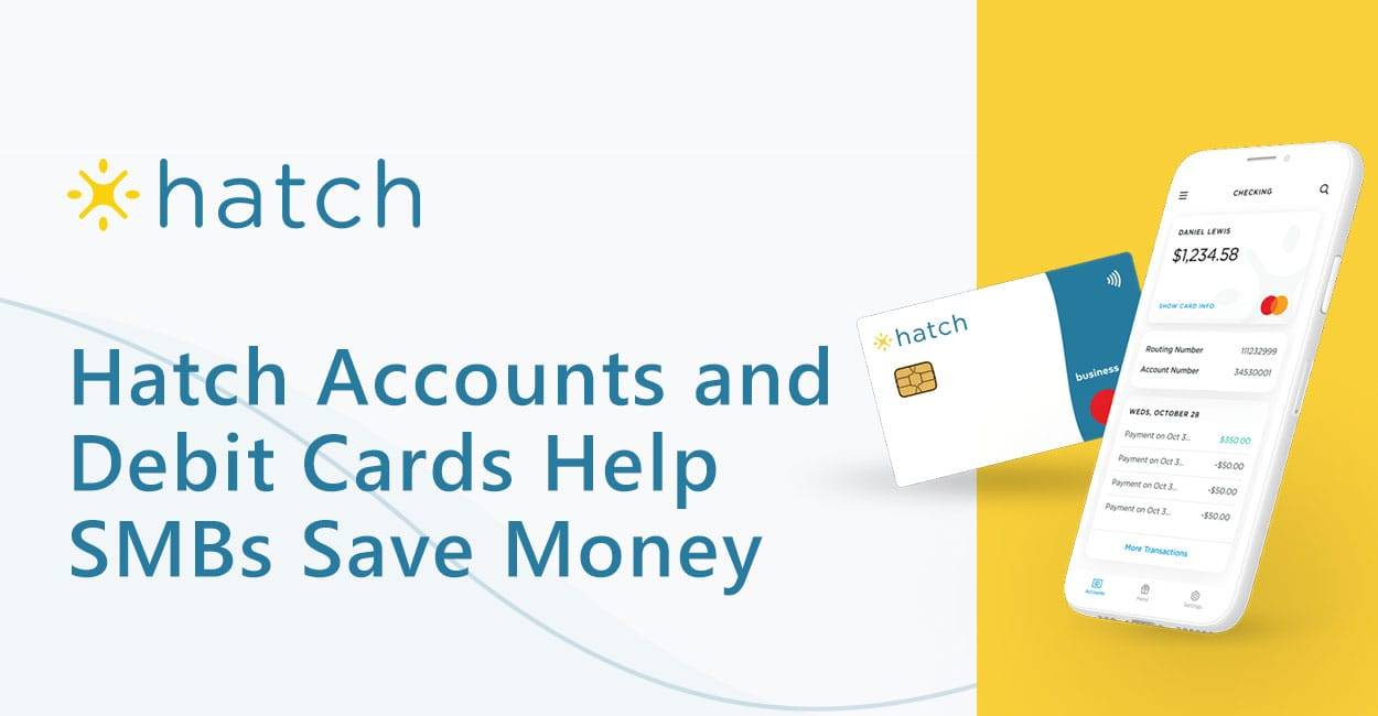 Hatch Business Checking Account